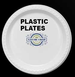 We have paper and plastic plates.  sc 1 st  TheDiscountPrinter.com & Custom printed paper plates custom printed plastic plates butler ...